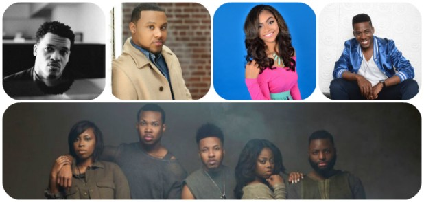Christohper Heron highlights new artists Christon Gray,  Todd Dulaney, Livre, Briana Babineaux & Tim Bowman Jr as artists to watch in 2016.