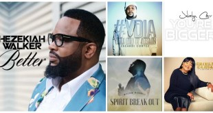 Billboard Gospel National Airplay Chart, Week Ending July 11, 2016