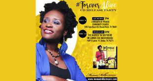 New Music By Singer, Songwriter & Gospel Guitarist MONAE MILLER #foreveralive
