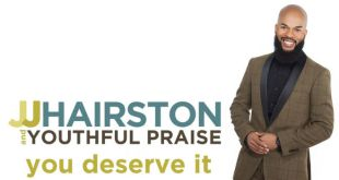JJ Hairston & Youthful Praise TOP MULTIPLE BILLBOARD CHARTS! | @JJ_Hairston