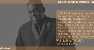 Interview with William McDowell 2017 by Christopher Heron