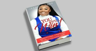 Jekalyn Carr Announces And Reveals Cover Art For New Book, You Will Win