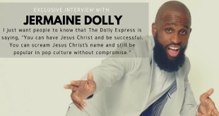 Exclusive Interview with Jermaine Dolly by Christopher Heron (2017)