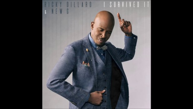 Ricky Dillard & New G - I Survived It