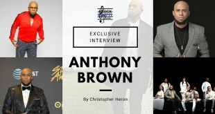 Interview: Anthony Brown 2017