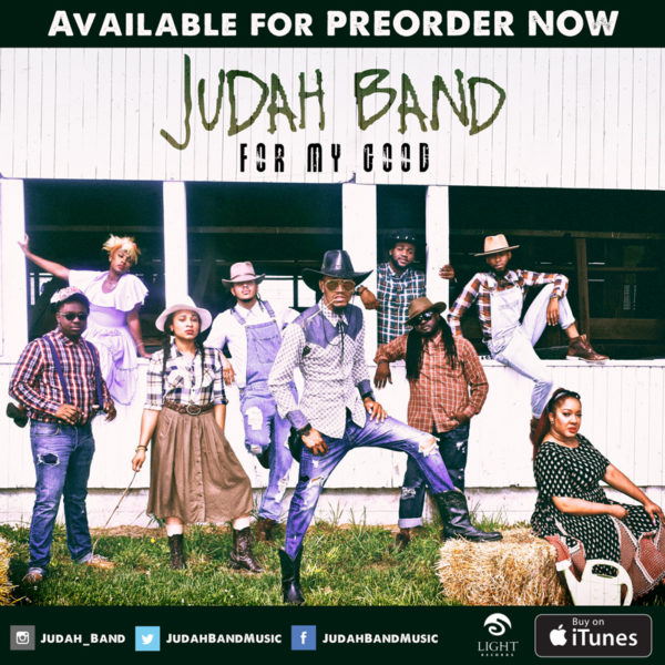 Light Records Expands Roster with Indianapolis-Based JudahBand | @JudahBandMusic