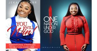 JEKALYN CARR ANNOUNCES RELEASE FOR NEW ALBUM AND FIRST BOOK!!