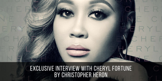 Cheryl Fortune shares on being a survivor, favorite songwriters, the message in the music & more! | @IAmSimplyCheryl