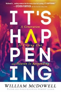 William McDowell - It's Happening (Book)