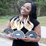 .@JekalynCarr Wins 3 Stellar Gospel Music Awards in 2019!
