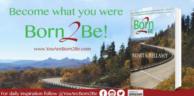 Benita Bellamy Kelley Authors BORN 2 BE Book / Adds Author