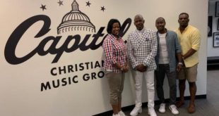Ricky Dillard signs to Motown Gospel