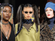 Surprised by the beautiful hairstyles at New York Fashion Week Fall - Winter 2019