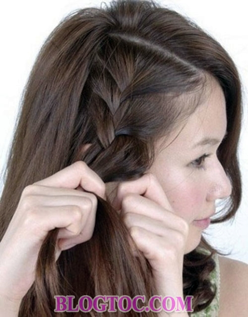 A simple way to take care of long hair at home that a girlfriend should know to have long and beautiful hair 4