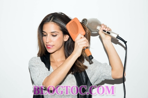 The most effective and least expensive ways to use a hairdryer 14