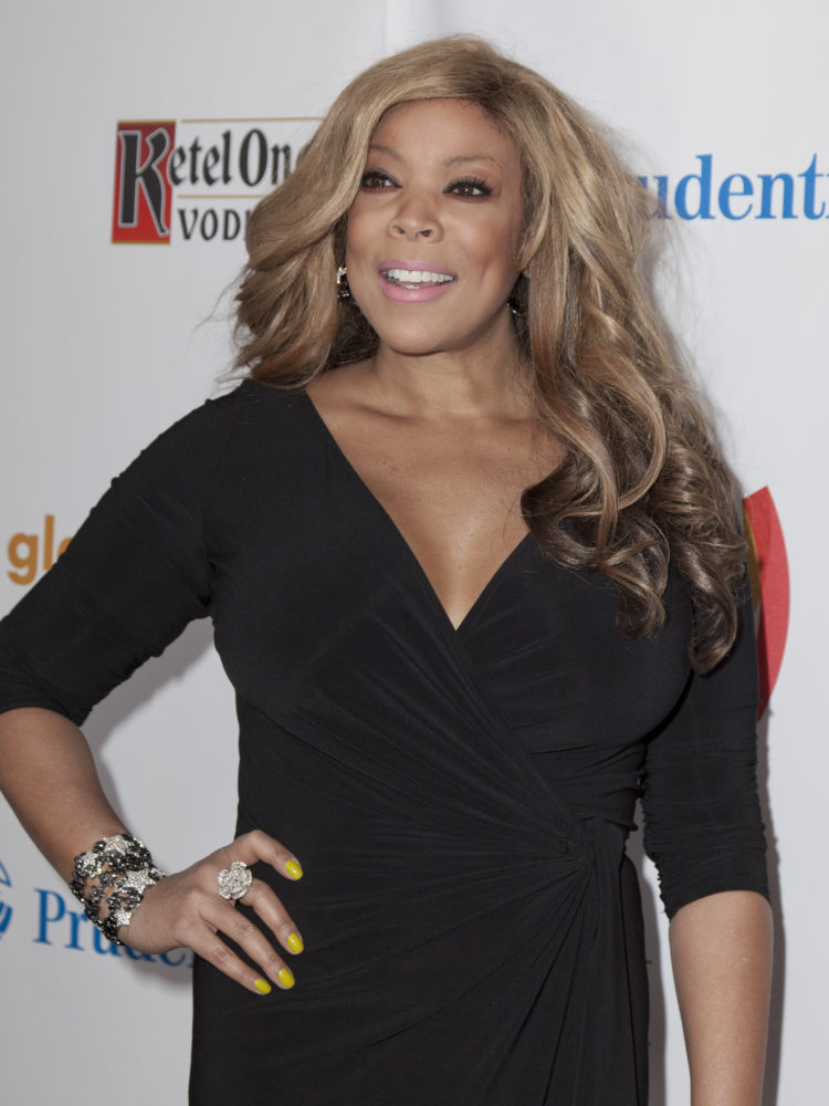 Wendy Williams Real Hair Length