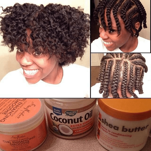 Cornrowtwist Out Black Hair Information