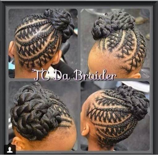 Top 10 Braided Styles That Gave Us Life In 2014 Gallery