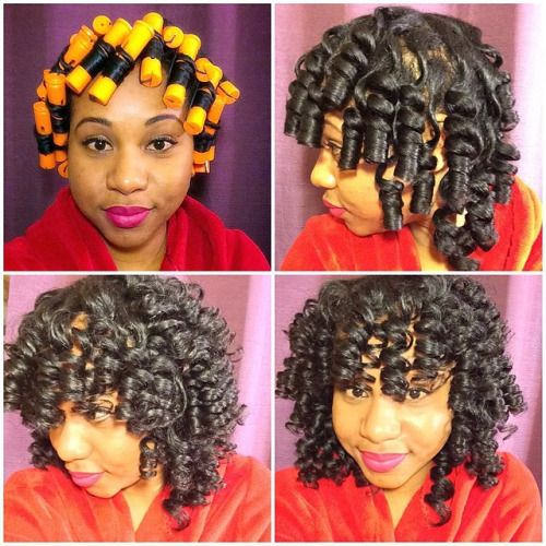 We Love Perm Rods 20 Totally Gorgeous Perm Rod Sets We