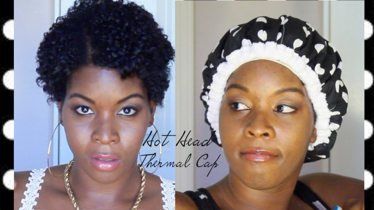 Hot Head Thermal Cap With Flat Twist On 4A 4B 4C 4D 4Z