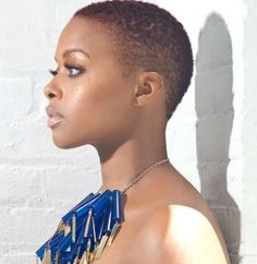 One Of The Most Popular Afro Styles Is A Short Cut With Your Natural Hair Growing Free A Wonderful Cloud Sits Atop Head And Carefree Vibe