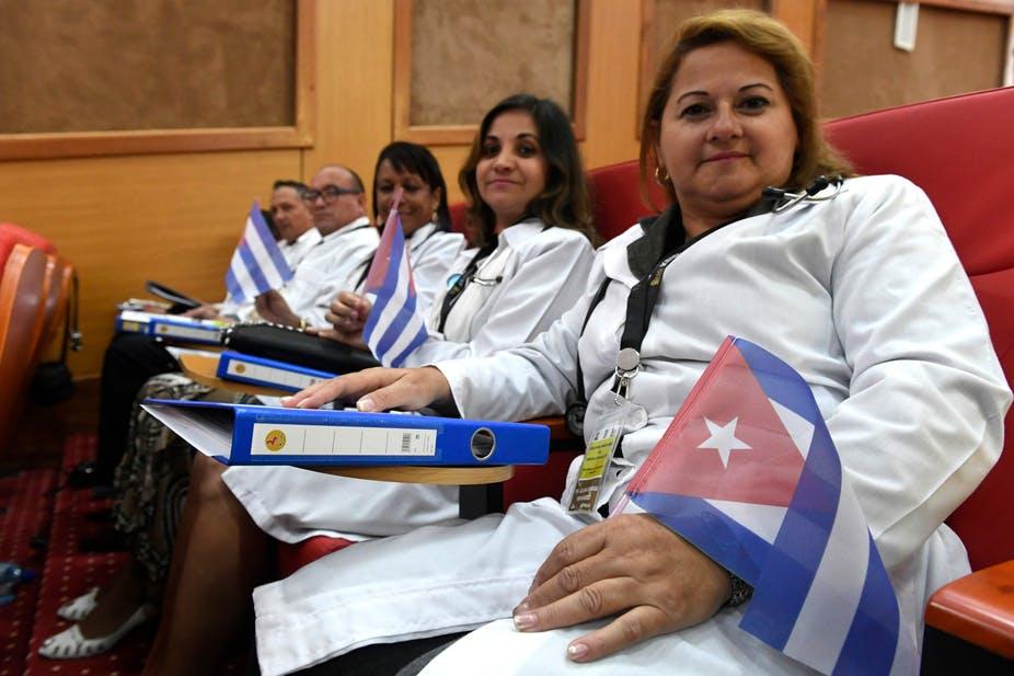 Cuba Sent 2000 Healthcare Workers to Fight Coronavirus