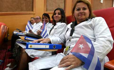 Cuba Sent 2000 Healthcare Workers to Fight Coronavirus