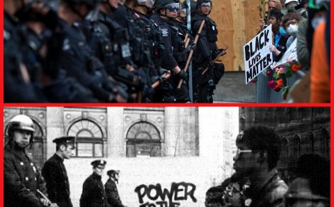 Ready for War: White power Moves to Old Tactics