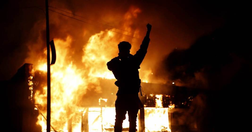 What comes after the fire — the failure of Black Lives Matter