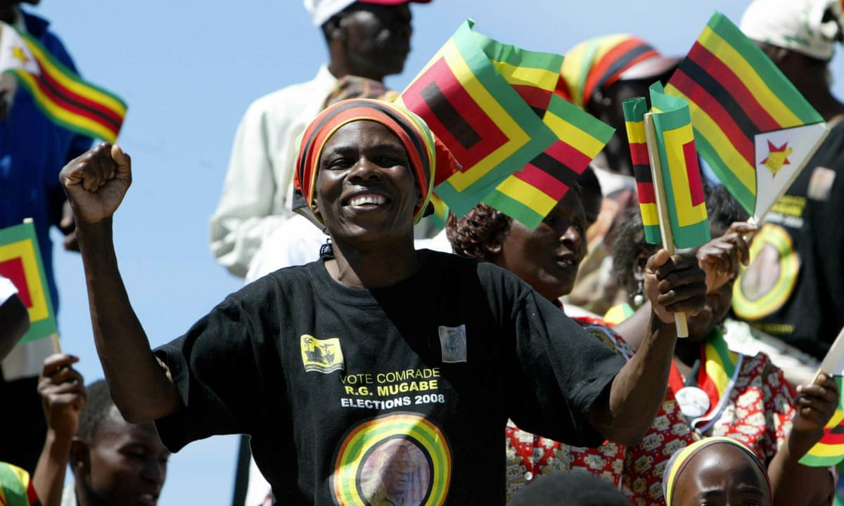 Two decades of sanctions fail to stop the Zimbabwean Revolution!