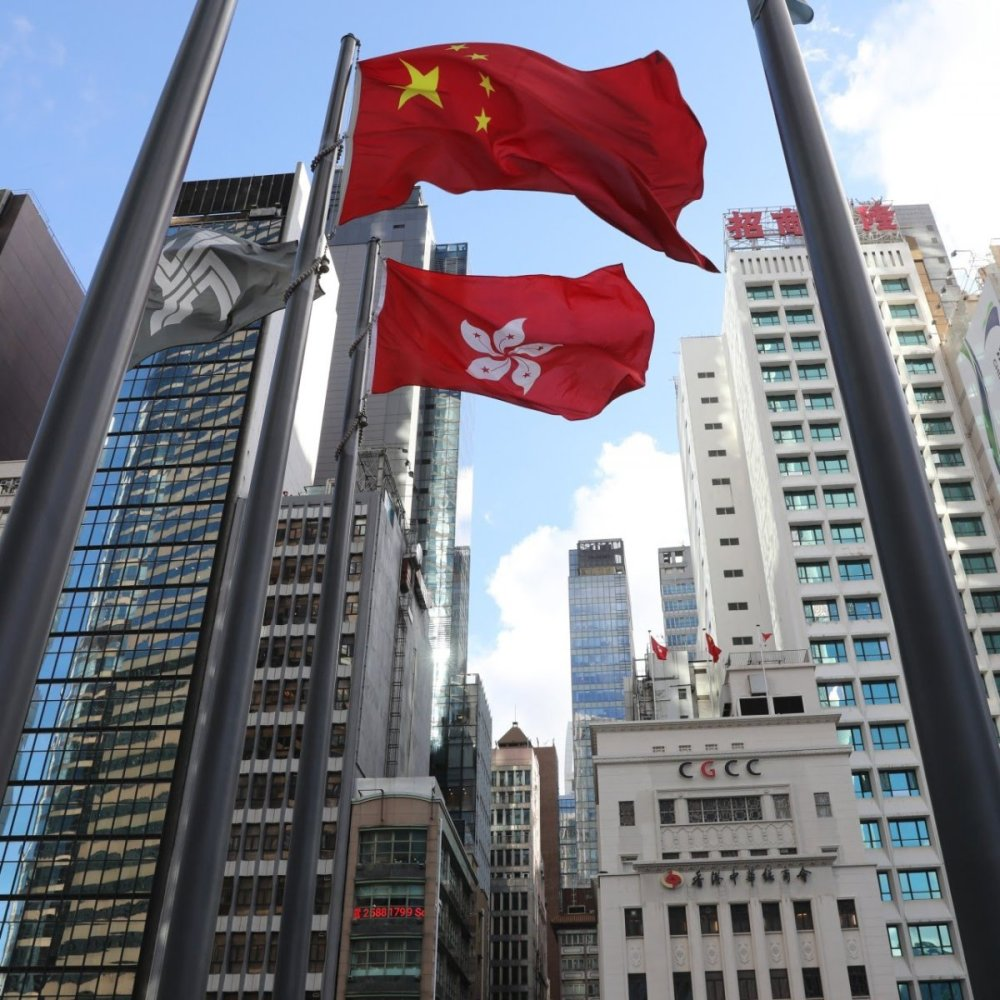 China's Response to Hong Kong neocolonialists shows confidence and calm in the face of desperate colonizers