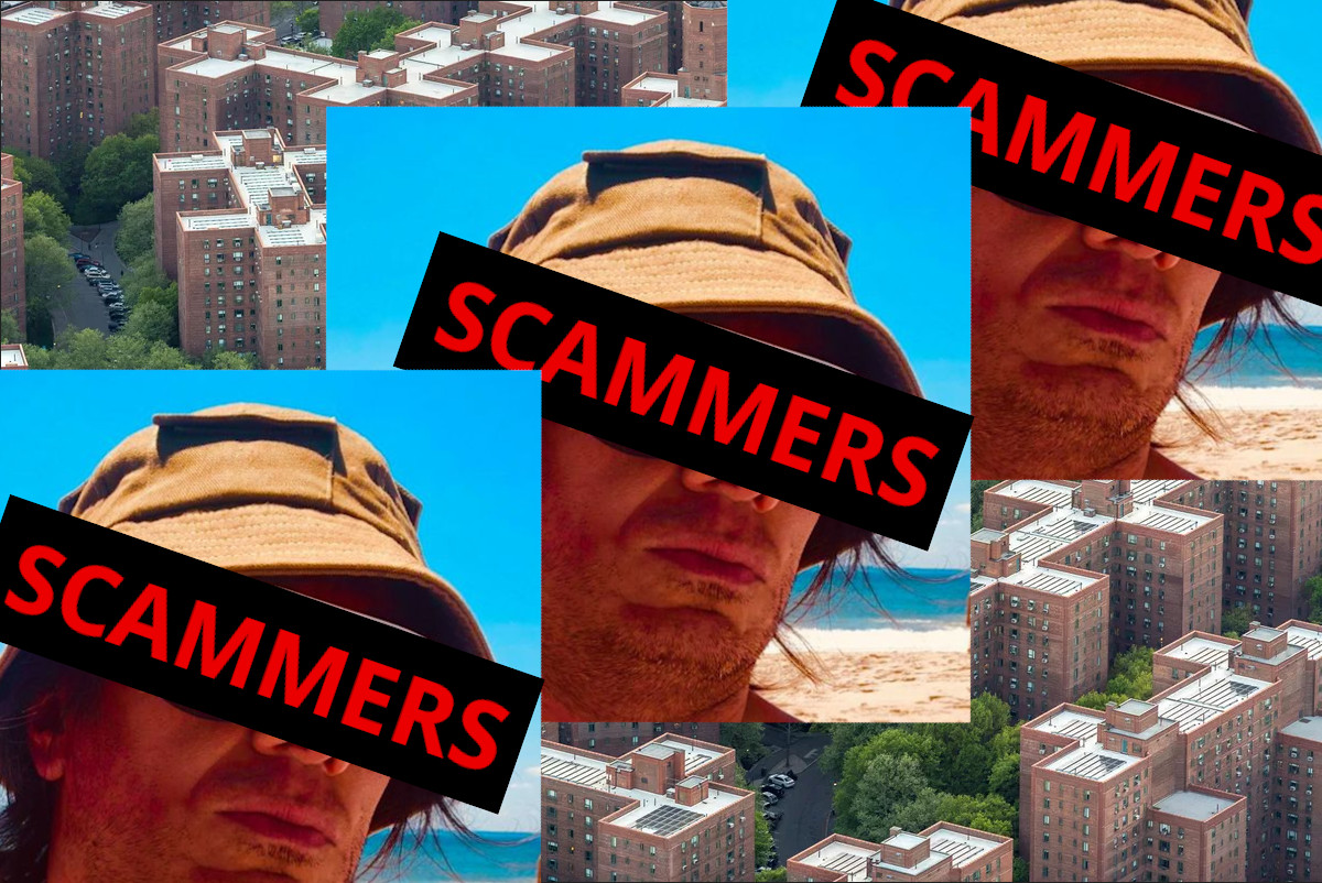 Black Hammer puts NYC rental scams on BLAST