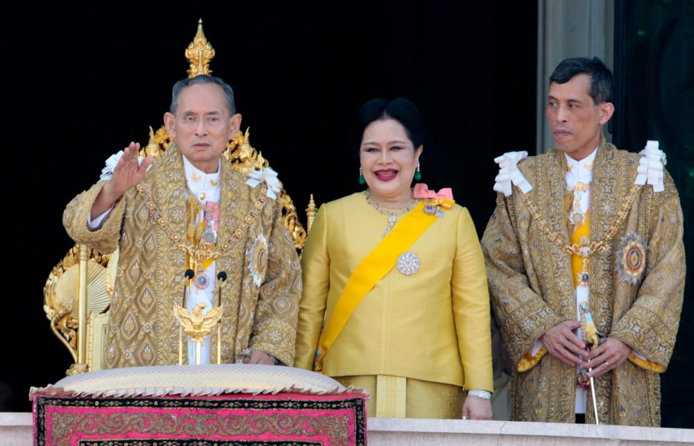Who's Leading The Protests in Thailand