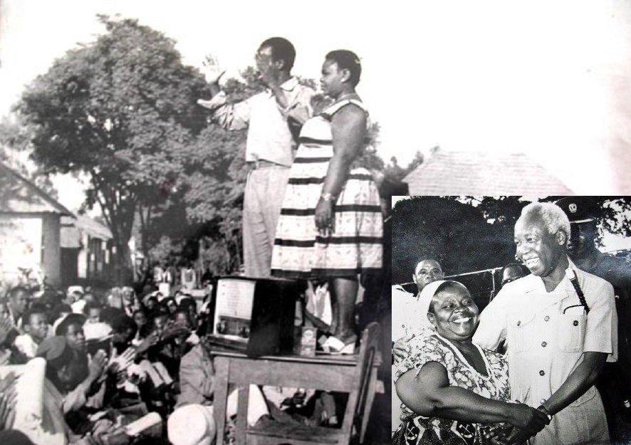 African mothers like Bibi Titi Muhammed led Tanzania's Revolution