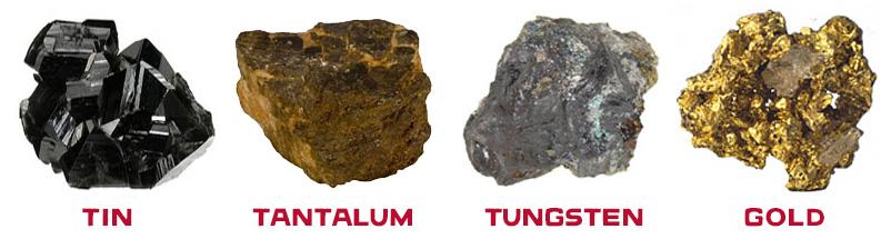 3TG minerals