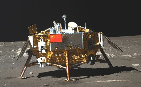 State of the space race: China takes the crown