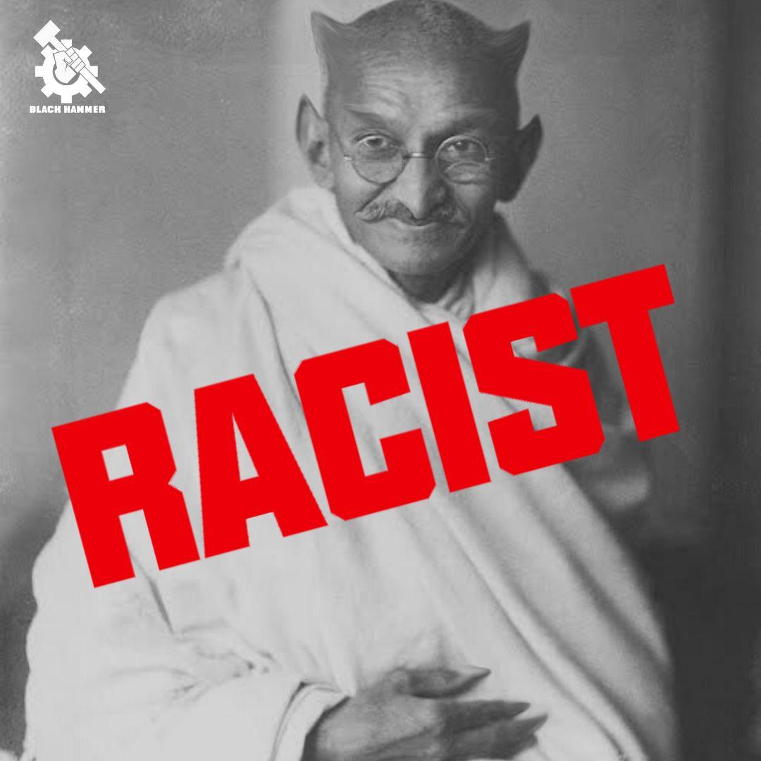 Gandhi, a Revolutionary? Try again.