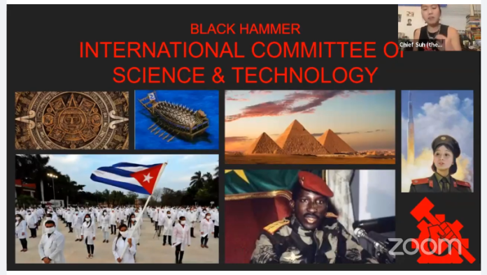 Chief Suh unveils our new Science And Technology Committee