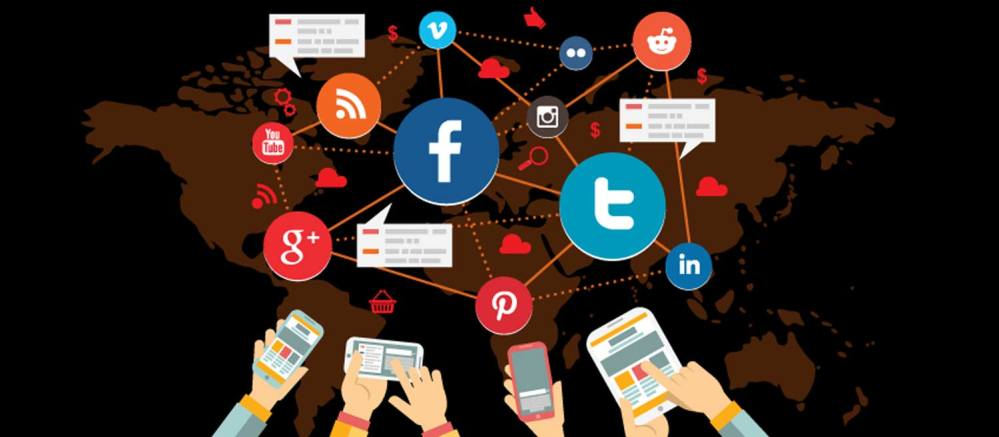 5 ways Social Media is building the Revolution