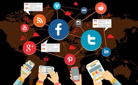 5 ways Social Media is building the Revolution