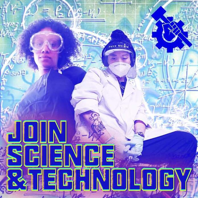 Join science and tech