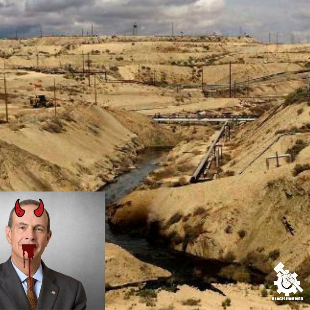 Chevron leaks toxic waste into San Francisco Bay