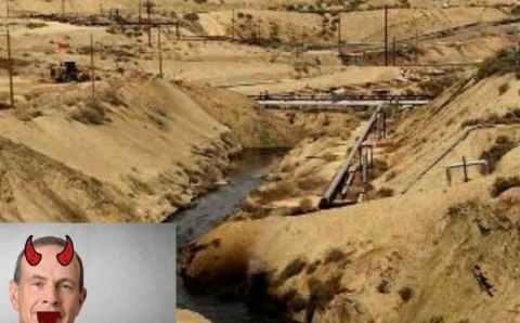 Chevron leaks toxic waste into San Francisco Bay