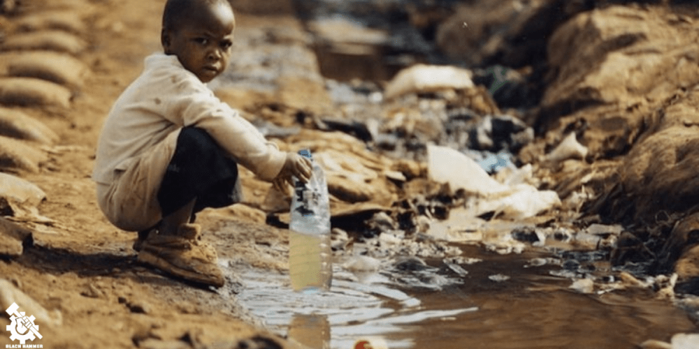 Black Hammer is Overturning the Colonial Water Crisis