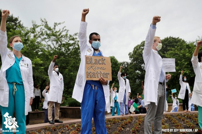 Even healthcare workers within the system recognize the inequalities Colonized people face