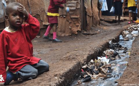 Kenya In Crisis: Largest Increase in Cases