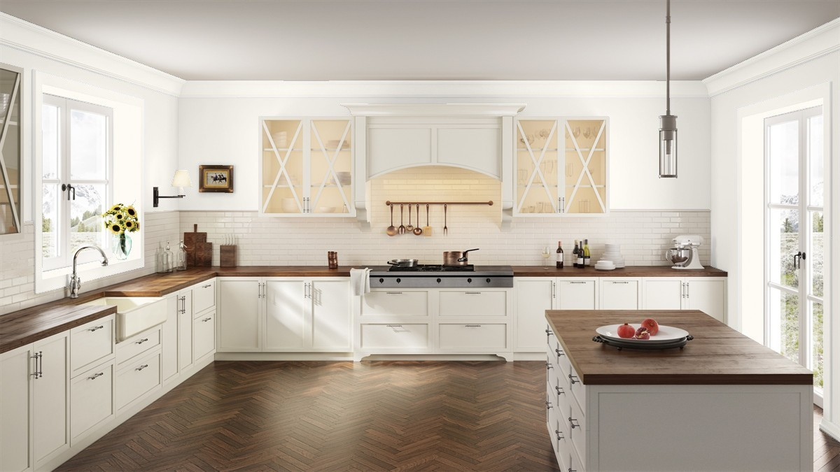 Small Kitchen Design Rules