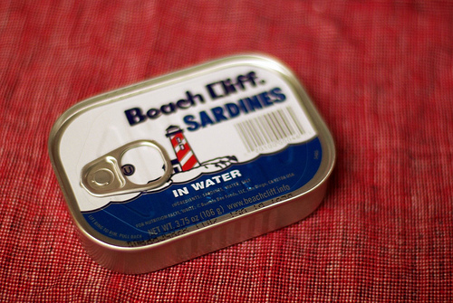 Tin of Sardines by House of Sims