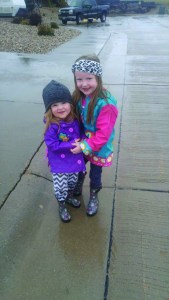 Hadley and Kailyn
