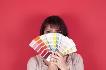 Weekend Warrior Paint Swatches